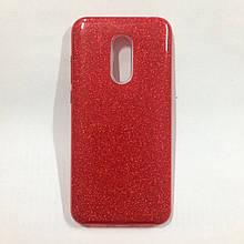 Чехол Xiaomi Redmi 5 Plus Red Rose Dream