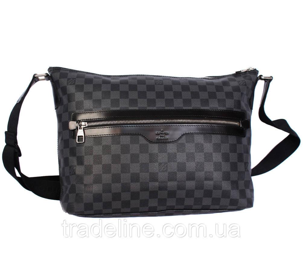 Мужская сумка для документов LV300204 Серая