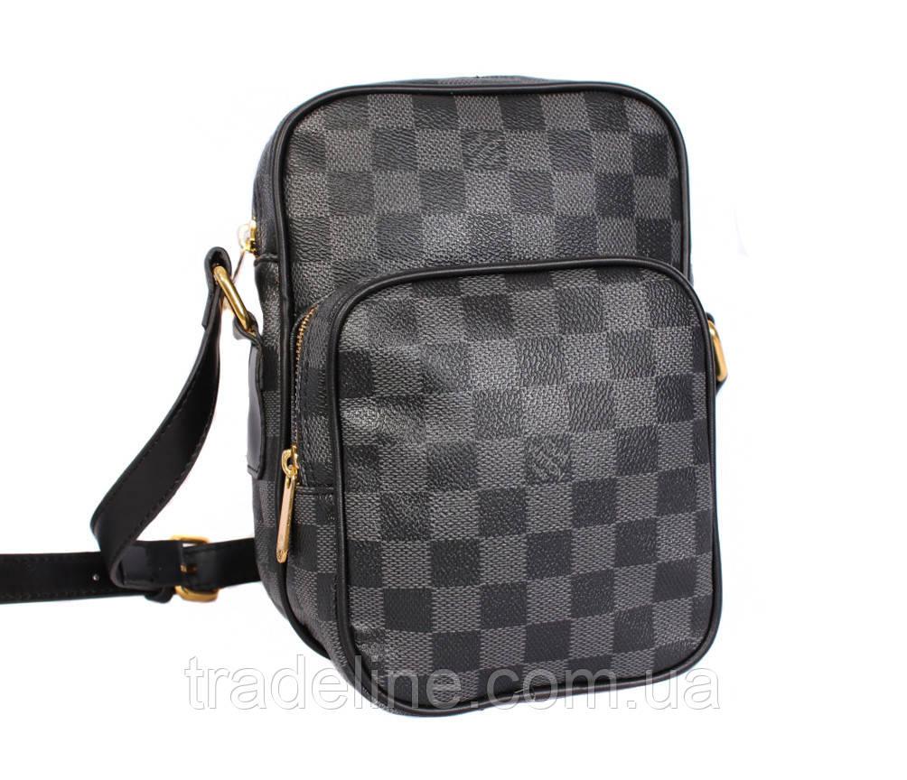 Мужская сумка Louis Vuitton 30-203LV Серая