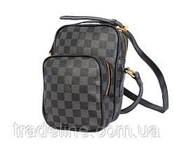 Мужская сумка Louis Vuitton 30-203LV Серая, фото 2
