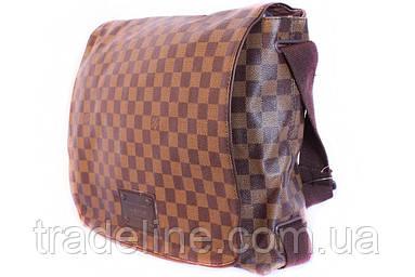 Мужская сумка для документов LV305745 Коричневая