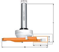 Фреза кромочная фальцевая CMT 92х6,35х27,3 мм хв.12мм (арт .922.033.11B)