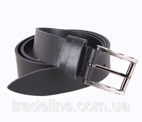 Мужской кожаный ремень Dovhani SP999-88 115-125 см Коричневый, фото 2