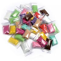 Трусики - стринги с рюшем для косметологических процедур одноразовые женские Разноцветные (50шт./уп) Doily