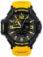 Мужские часы Casio GA-1000-9B (Оригинал)