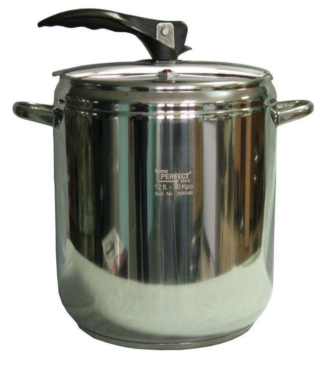 Скороварка Perfect объем 14 литров нержавеющая сталь