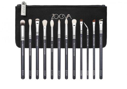 Набор кистей ZOEVA Complete Eye Set 12