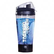 Спортивный мини миксер шейкер Tornado Bottle