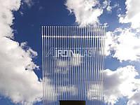 Полікарбонат стільниковий CARBOGLASS Crystal 4 мм прозорий