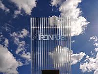 Полікарбонат стільниковий CARBOGLASS Crystal 8 мм прозорий, фото 1