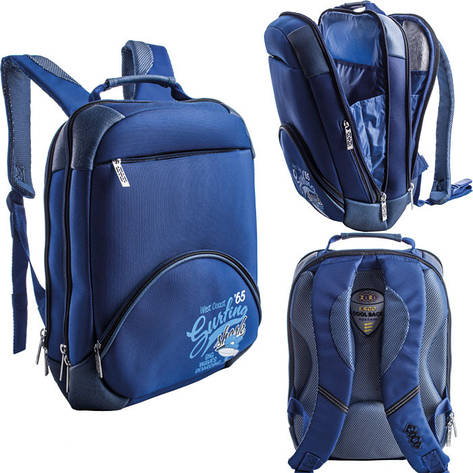 Рюкзак з відділенням для ноутбука Zibi Серфінг, фото 2
