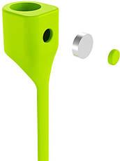 Держатель Baseus Earphone Strap для наушников AirPods, Зеленый (ACGS-A06), фото 2