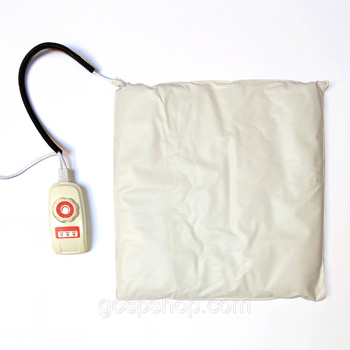 Нагревательный коврик с регулятором 40*40 см