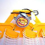 Теплуша Люкс 72 ИБ 220/50 ЛА(В). Инкубатор автоматический инверторный со встроенным гигрометром, фото 7