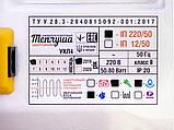 Теплуша Люкс 72 ИБ 220/50 ЛА(В). Инкубатор автоматический инверторный со встроенным гигрометром, фото 8