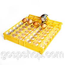 Механизм автоматического переворота яиц на 42 яйца