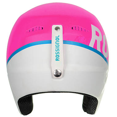 Шолом гірськолижний Rossignol Hero9 W XL White-Pink, фото 3