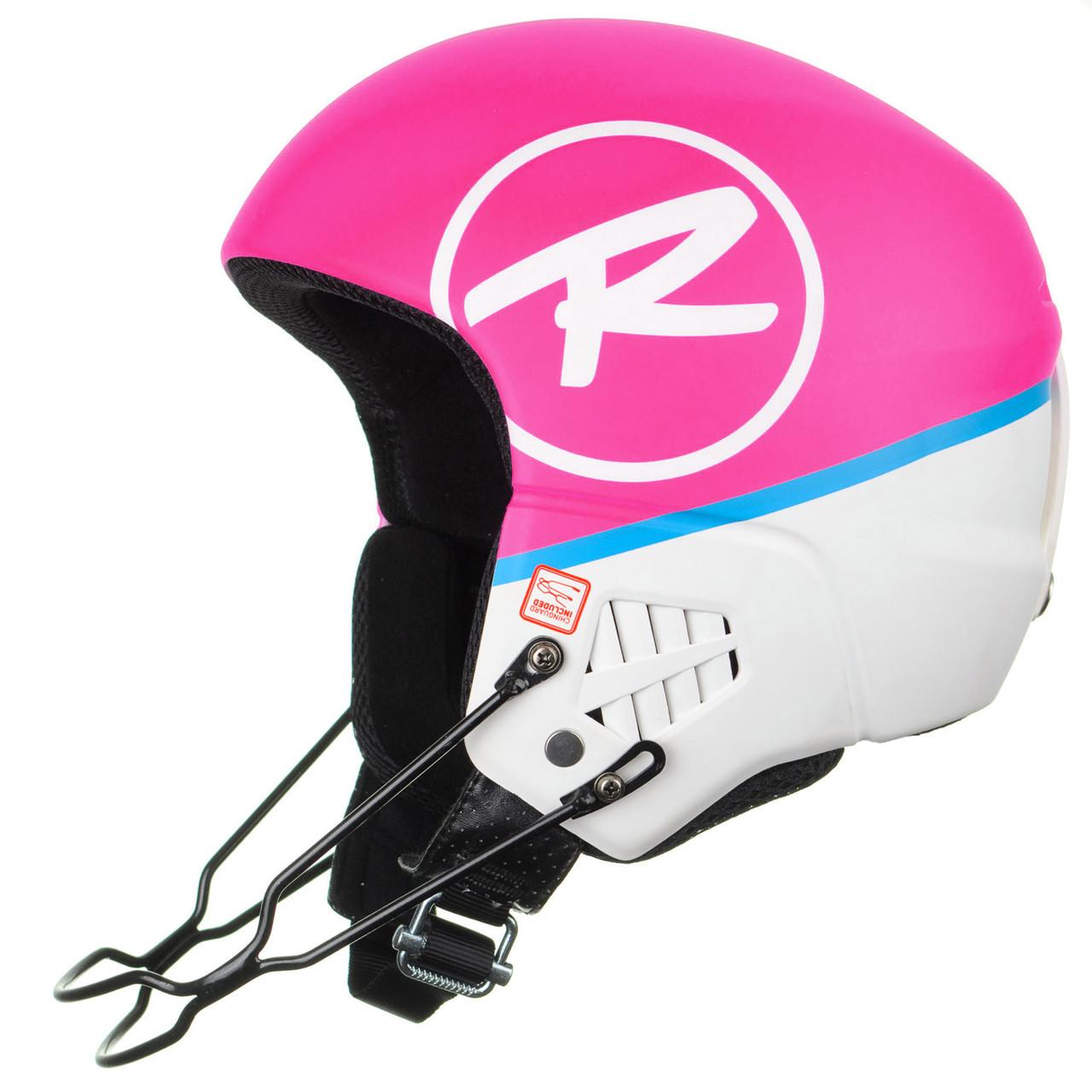 Шолом гірськолижний Rossignol Hero9 W XL White-Pink