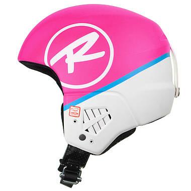 Шолом гірськолижний Rossignol Hero9 W XL White-Pink, фото 2