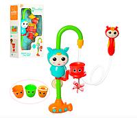 Детский игровой набор для ванной c душем