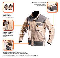 Куртка рабочая NEO 81-310 2 в 1, фото 2