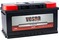 Аккумулятор автомобильный 6СТ-85Aч. 800A. VESNA