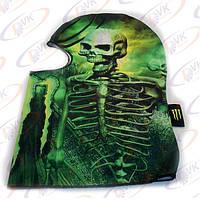 """Балаклава Monster Energy """"скелет"""" (YK-7728)"""