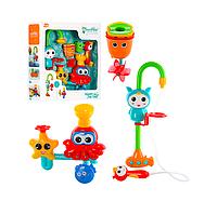 Детский игровой набор для купания Осьминог