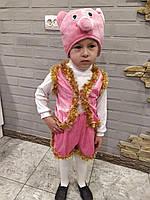 Детский карнавальный костюм Поросенка, фото 1