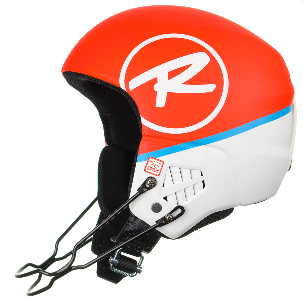 Шолом гірськолижний Rossignol Hero9 XL White-Red