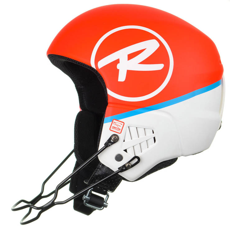Шолом гірськолижний Rossignol Hero9 XL White-Red, фото 2