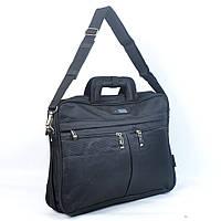Сумка через плечо для ноутбука маленького размера Star Dragon 760 (черный)