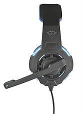 Гарнитура Trust GXT 350 Radius 7.1 Surround USB Black (22052), фото 2