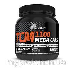 OLIMP Креатин в капсулах TCM Mega Caps 1100 (400 caps)