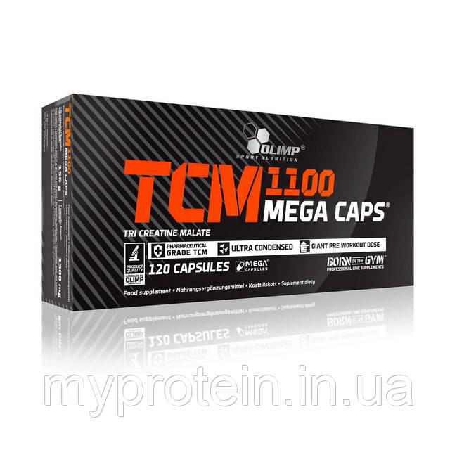 OLIMP Креатин TCM Mega Caps 1100 (120 caps)