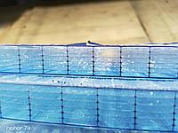 Поликарбонат сотовый многокамерный SUNLITE 7-Wall 6H 16 mm Clear (прозрачный), фото 1