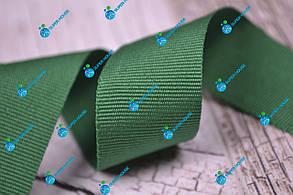 Лента окантовочная /25мм/зеленая/арт.0233