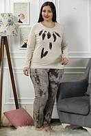 Домашний костюм (пижама) больших размеров SEXEN 26890