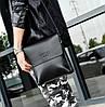 Мужская сумка через плечо Polo Videng Барсетка Сумка-планшет Часы в Подарок!, фото 8