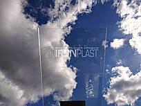 Монолитный поликарбонат CARBOGLASS 2 мм прозрачный