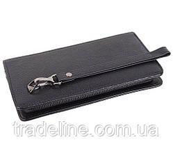 Клатч мужской кожаный Dovhani BLACK003-335 Черный, фото 2