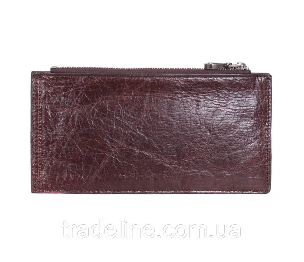 Клатч мужской кожаный Dovhani LA9852-1DBL1 Коричневый