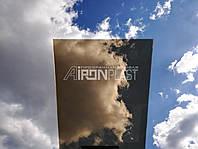 Монолитный поликарбонат CARBOGLASS 6 мм бронзовый, фото 1