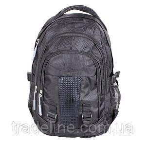 Рюкзак мужской Dovhani 1-38089 Черный