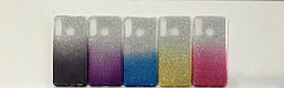 Чехол для Samsung Galaxy A60 с блёстками