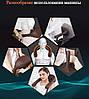 Роликовий масажер для шиї і спини Jinkarui K12 Ефект масажиста, фото 10