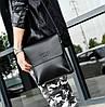 Мужская сумка через плечо Polo Videng Барсетка Сумка-планшет Клатч Baellerry Business в Подарок, фото 9