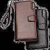 Мужская сумка через плечо Polo Videng Барсетка Сумка-планшет Клатч Baellerry Business в Подарок, фото 10