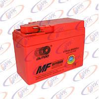 Гелевый аккумулятор  12В 2,3A  таблетка широкая YTR4A-BS(GEL) Honda OUTDO