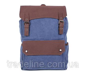 Рюкзак мужской Dovhani A6075-35BLUE Синий